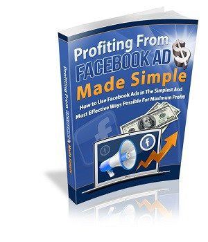 Profiting From Facebook Ads