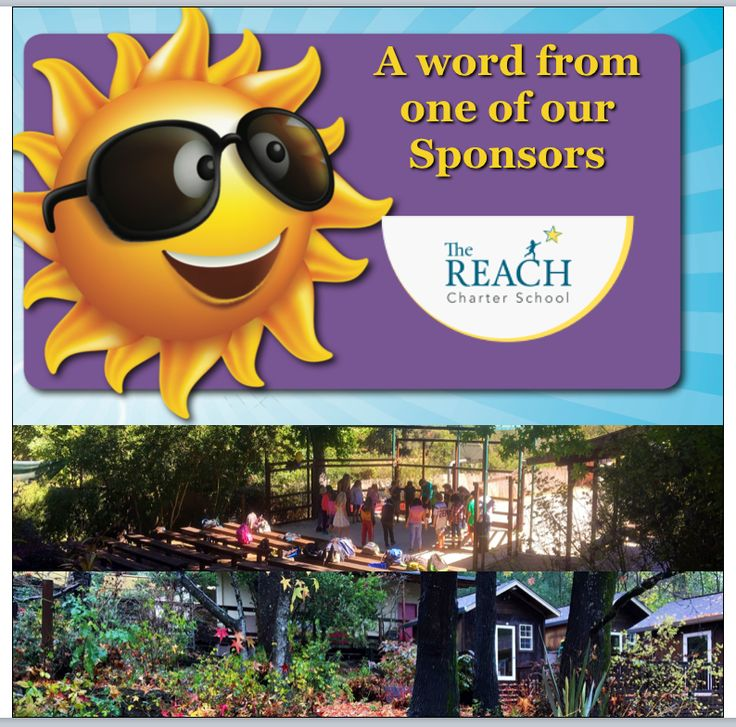 The REACH School is a creative, liberal arts school that offers enrichment opportunities throughout the year for Art, Drama, and Poetry. Find out more at their booth on Friday, 3/31/17! #SonomaFamilyShare #SFLCCampFair17