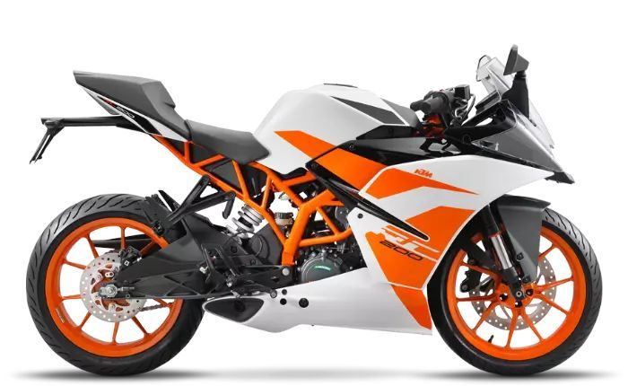 Image May Contain 1 Person Sitting And Motorcycle Ktm
