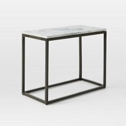 shop west elm for modern accent tables and living room tables choose from a great selection of stylish side tables and modern console tables - Side Tables For Living Room