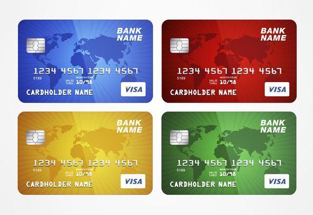 Credit Card Logo Credit Card Vector Creditcard Stunning Credit