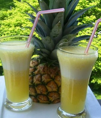 Pineapple juice- Ingredients