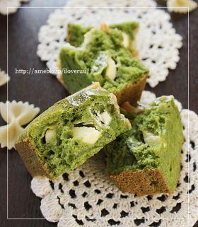 「ほうれん草noトリプルチーズ・サレ」るぅ | お菓子・パンのレシピや作り方【corecle*コレクル】