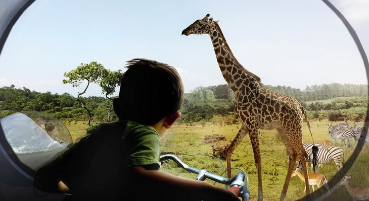 Bjarke Ingels Group Unveils Zootopia