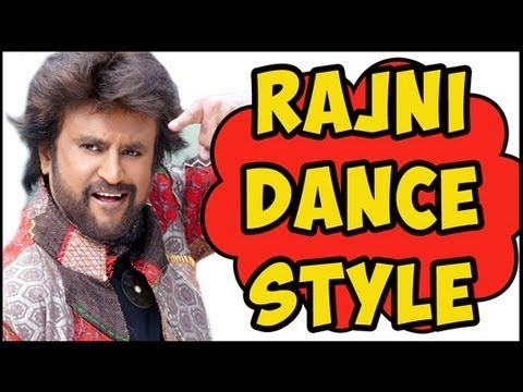 ▶ Rajinikanth Dance - Nothing Like It - YouTube