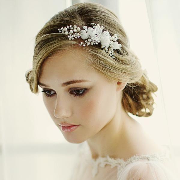 Samantha Floral Embellished Headband