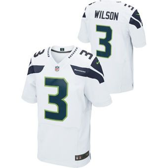 Russell Wilson Seattle Seahawks Nike Limited Jersey - White  8cb85124a