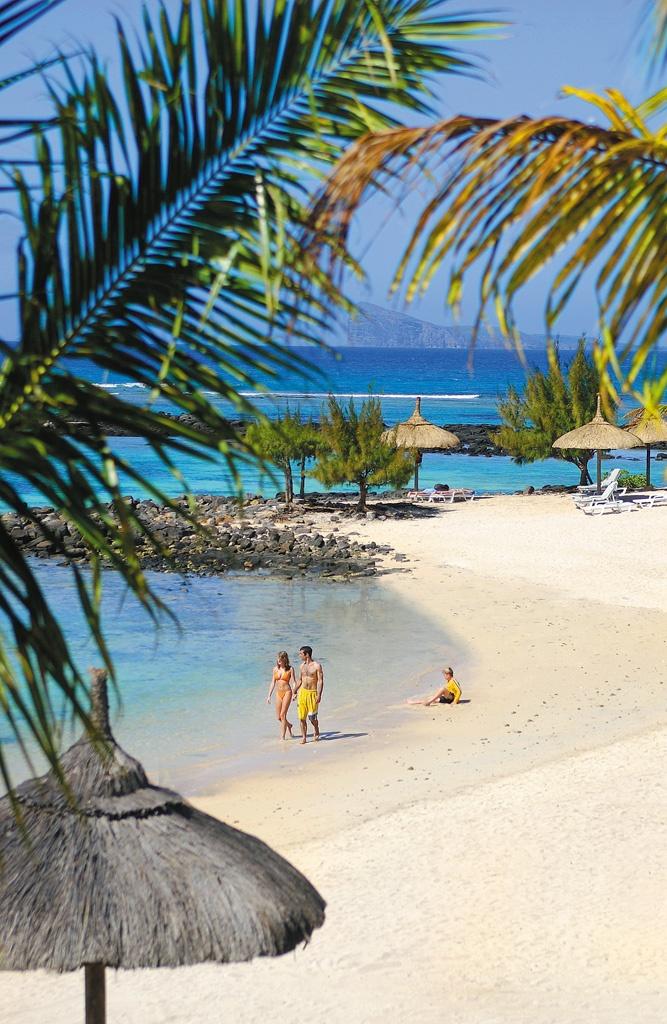Le Canonnier - Mauritius - Beach
