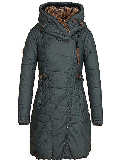 Naketano Female Jacket Der Geist II Dark Green, XS