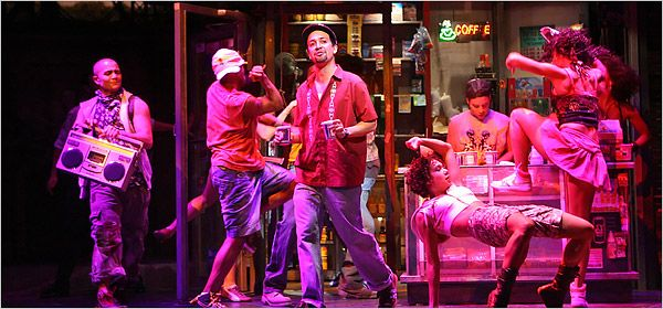 In the Heights - Review - Theater - New York Times