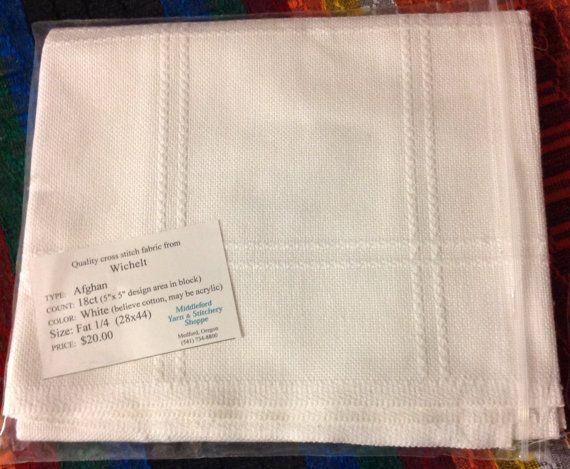 Wichelt Quality Cross Stitch Fabric for Afghan by babyducks