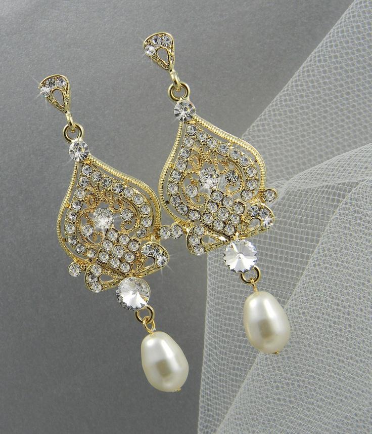 38 best Earrings images on Pinterest | Chandelier earrings ...