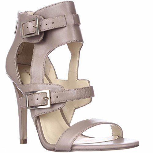Ivanka Trump Dolanu Ankle Cuff Dress Sandals  Taupe 55 M US ** Continue to the product at the image link.