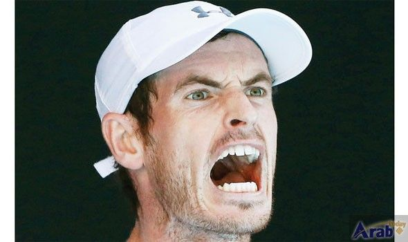 Top-ranked Murray and Kerber crash in day…