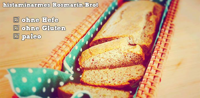 Histaminintoleranz+Brot