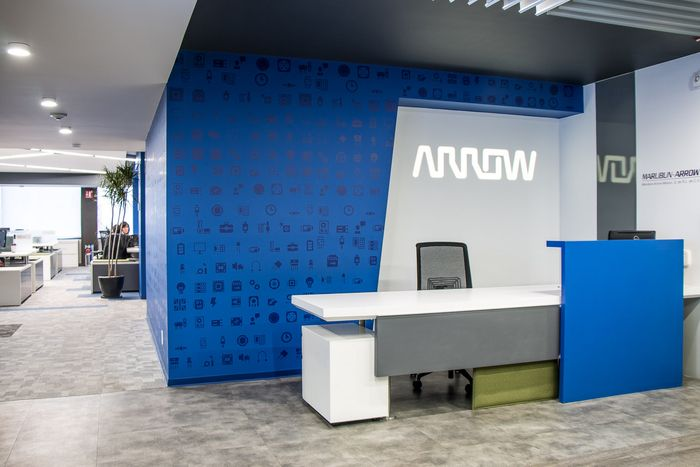 Arrow Electronics Offices - Mexico City - Office Snapshots