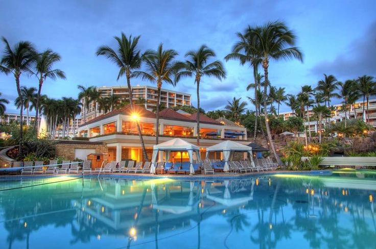 your pool has nothin' on this: Wailea Resorts, Hawaii Resorts, Wailea Maui, Open Spaces, Grand Wailea, Waldorf Astoria, Place, Astoria Resorts, Hotels
