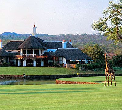 Leopard Creek. Mpumalanga, South Africa: wildlife, tennis, afternoon naps, golf (if I could play) and perfect weather all year round