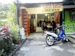 Bakso Bakar Pak Man, Malang