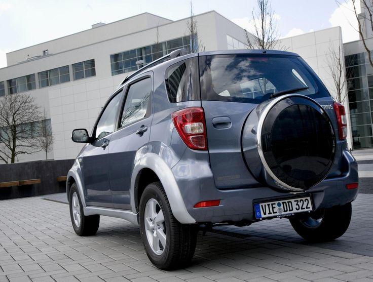 Daihatsu Terios cost - http://autotras.com