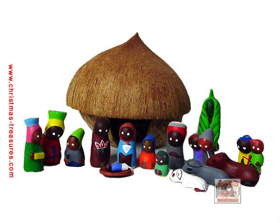 Nativity http://www.christmas-treasures.com/AfricanAmericanItems/Images/8001260.jpg