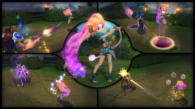Surrender at 20: Champion Reveal: Zoe, the Aspect of Twilight
