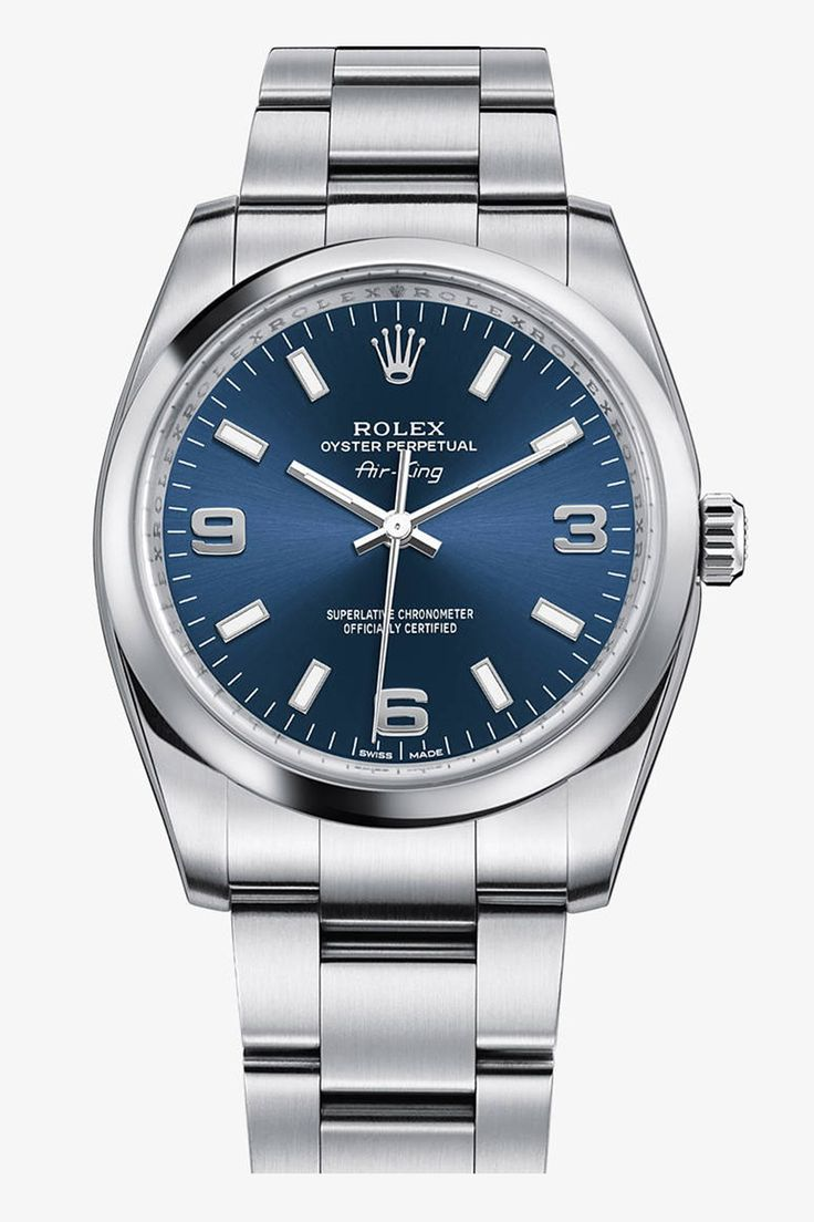 GQ says a Rolex Air King is the only watch a man needs to own