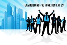 Teamarbeit wird immer wieder gefordert. Doch ein Team entsteht nicht von selbst, es muss gebildet werden - mit diesen Teambuilding Übungen und bewährten Tipps: http://karrierebibel.de/teambuilding/