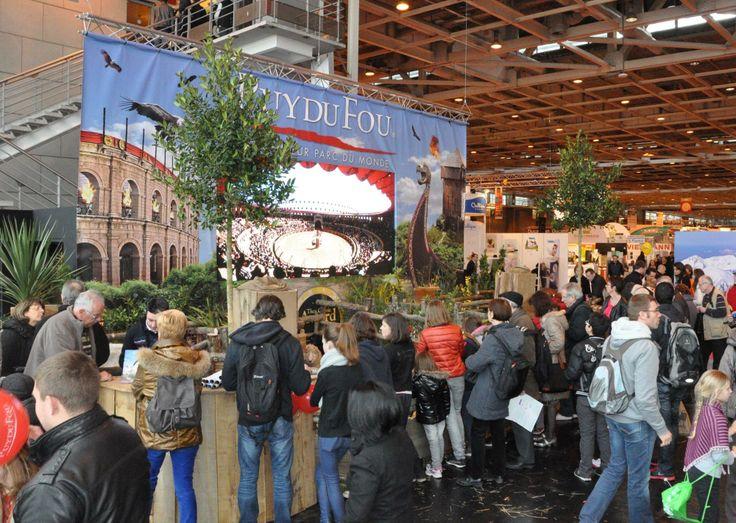 17 best images about promenade familiale on pinterest frances o 39 connor animaux and villas - Parking salon agriculture ...