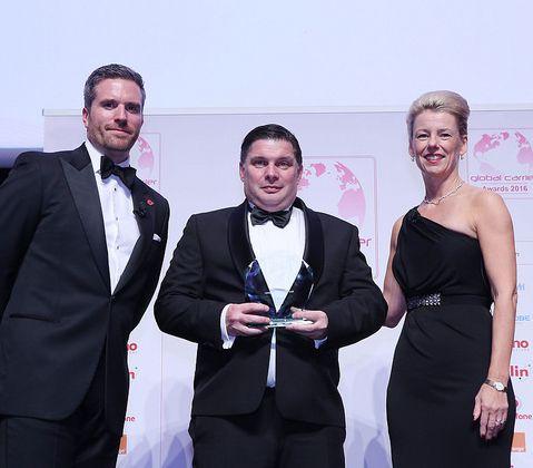 Global Carrier Award for TelServ!