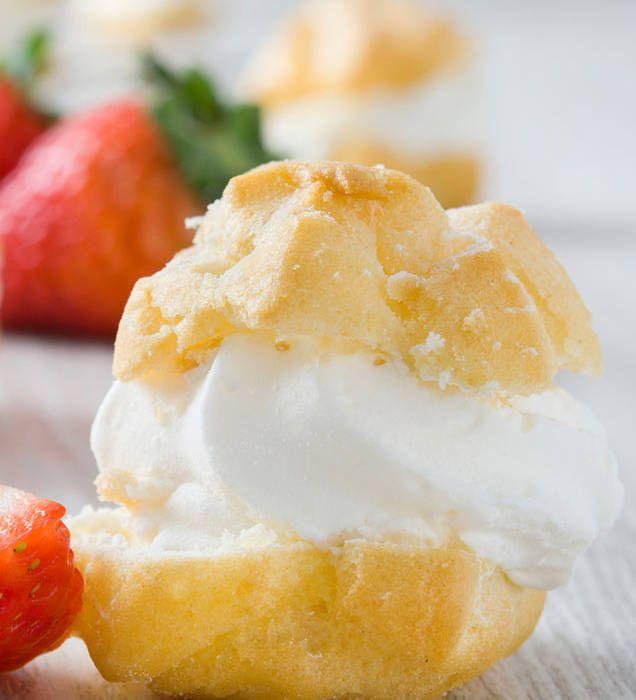 Petit choux – mästerbagarens recept