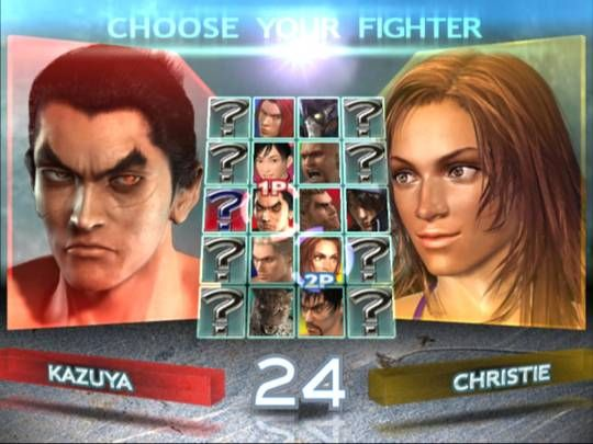 Tekken 4 PC Game Screenshots