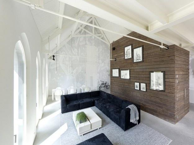 Exceptional Dutch Studio Leijh, Kappelhof, Seckel, Van Den Dobbelsteen Architecten  Completed The Godu0027s Loftstory Project. The Architects Converted A Historical  Dutch C