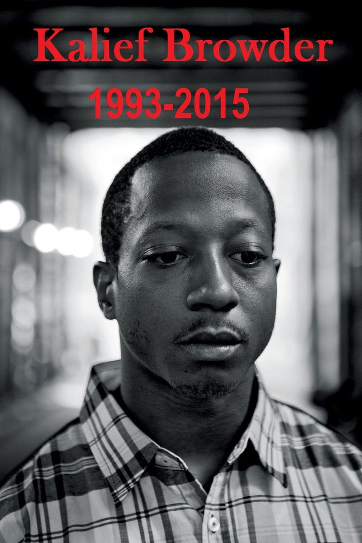 Many are in mourning and calling for faster prison reform in the U.S. following the recent death of Kalief Browder, who took his own life on Saturday, 6/6/15,  while at his mother's home in the Bronx. He was 22.  Browder spent three years as a teenager at Rikers Island -- two years in solitary confinement -- while waiting for a trial after police accused him of stealing a backpack in May 2010. Browder was released in June 2013 when the charges against him were dismissed.   Source…