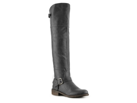 Diba B-Combat Over The Knee Wide Calf Boot $69.95  Have these boots, LOVE them.