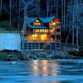 21 best images about favorite places spaces on pinterest for Blue ridge cabin rentals pet friendly