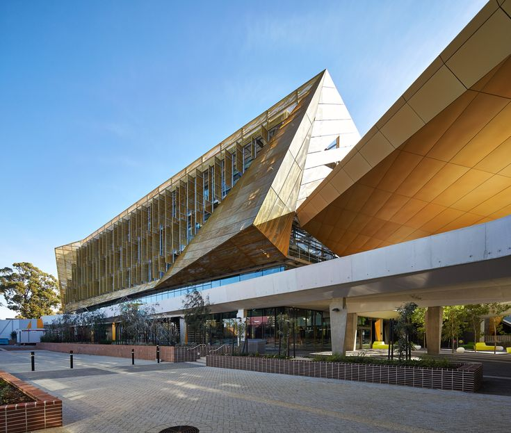 Ngoolark Student Services Building / JCY Architects and Urban Designers