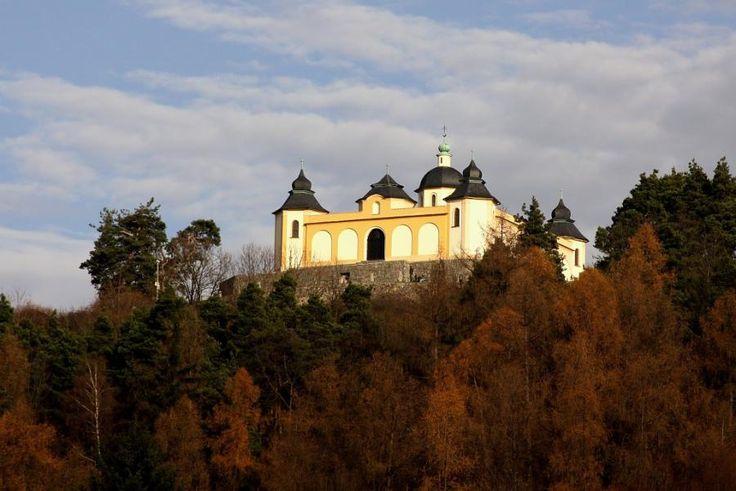 Kaple Anděla strážce - Sušice
