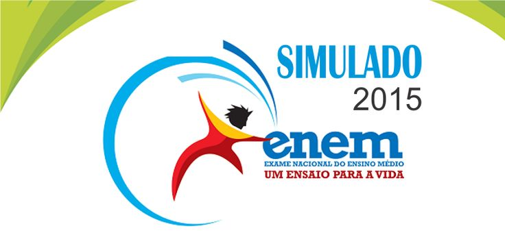 Simulado Online para a prova do ENEM 2015