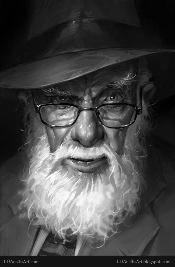 James Randi - Laurel D Austin