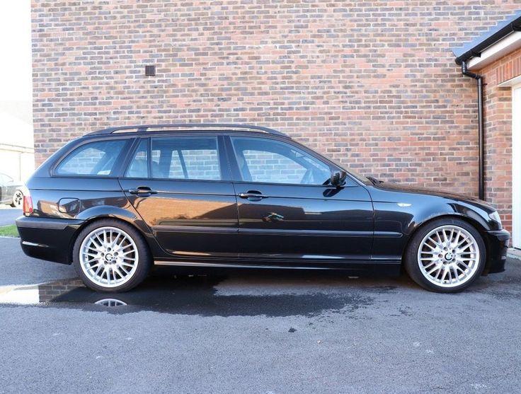 eBay 2003 BMW E46 330d Touring (Estate) M Sport 184hp
