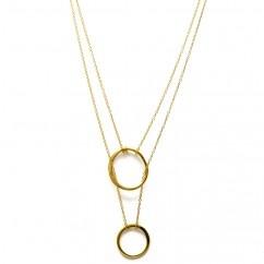 Circle on Circle Kolye  - #tasarim #kolye #tasarimci #moda #tarz #trend #design #designer #fashion #limited #handmade tasarım tasarımcı