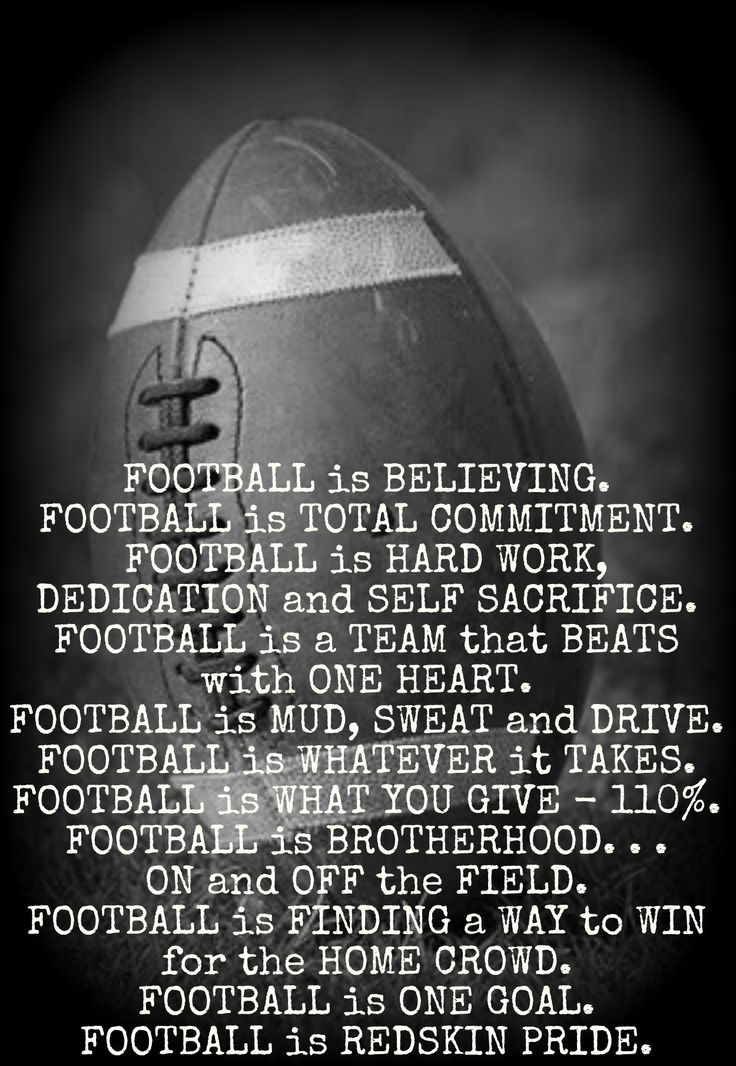 Best 25+ Inspirational football quotes ideas on Pinterest ...