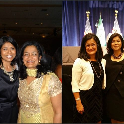 """""""Immigration with Tahmina Watson"""" on Desi 1250AM show #2. Special guest Washington State Senator Pramila Jayapal discusses all her efforts on immigration reform and civil rights. I hope listeners wi"""