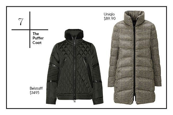 Wrap Up In 30 Winter-Wardrobe Essentials #refinery29 I actually like that uniqlo jacket!