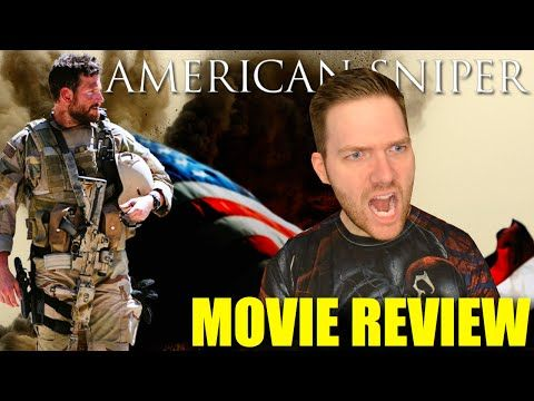 American Sniper - Movie Review - YouTube