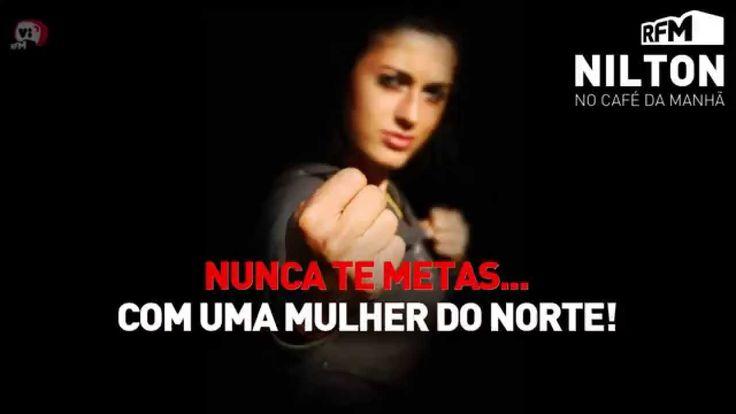 RFM - Nilton - Nunca te metas...com uma mulher do norte
