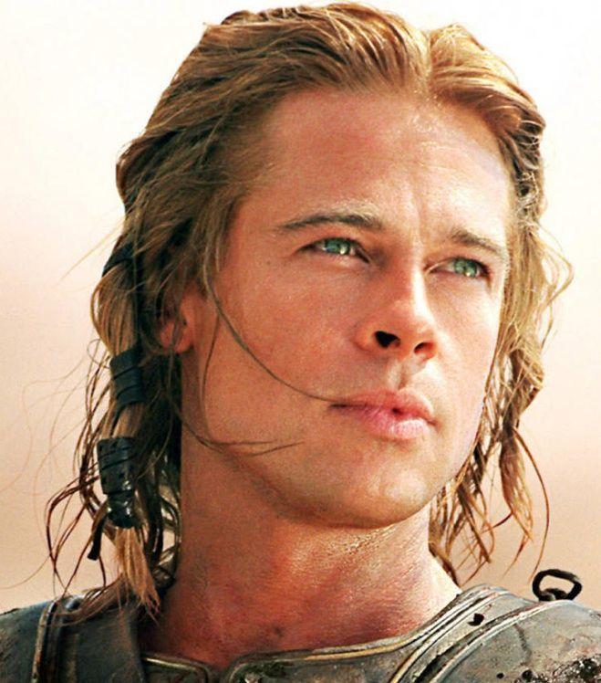 Aquiles, Brad Pitt