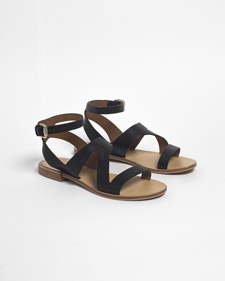 See by Chloe Dania Strappy Flat Sandal