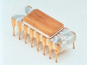 November 15 1971: Intel 4004 Microprocessor